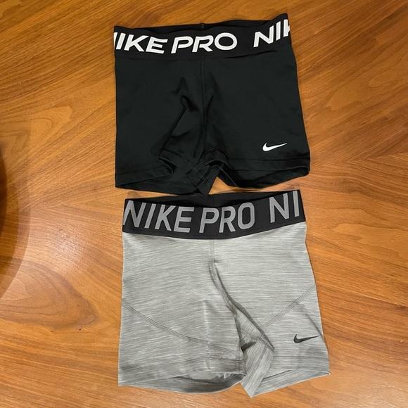 """Nike Pro 3"""" Spandex bundle"""